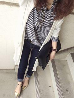 RecHerieのシャツ・ブラウスを使ったharuka ˙ᴥ˙のコーディネートです。WEARはモデル・俳優・ショップスタッフなどの着こなしをチェックできるファッションコーディネートサイトです。