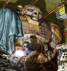 Battletech - Atlas by SteamPoweredMikeJ on DeviantArt