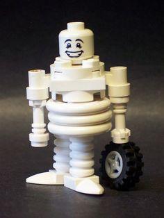 Michelin Man:
