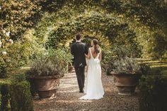 A&J spring wedding in luxury Tuscany villa. Wedding Planning by www.tuscantoursandweddings.com