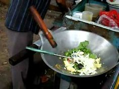How to make Nasi Goreng (Fried Rice) in Indonesia - YouTube