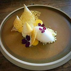 chef richard karlsson Lemon • White chocolate • Meringue. http://amzn.to/2qVhL6r