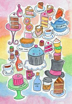 Alice in CakeLand