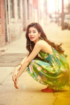 "Update: Suzy Unveils Final Teaser For ""Holiday"" Korean Beauty, Asian Beauty, Korean Celebrities, Celebs, Miss A Suzy, Idole, Bae Suzy, Korean Actresses, Looks Style"