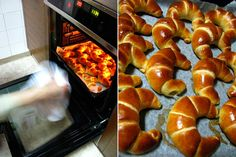 Kifli (crescent bread) | 33 Hungarian Foods The Whole World Should Know And Love