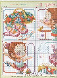 Cross Stitch For Kids, Kids Rugs, Soda, Decor, Cross Stitch Embroidery, Toddler Girls, Frames, Garden, Ballerinas