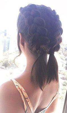2392b4b63 Te enseñamos a hacer varios tipos de trenzas fáciles para cabello medio