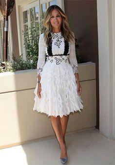 Bildresultat för sarah jessica parker outfit
