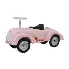 Morgan Cycle Pink Lila Roadster Riding Push Toy - 71127