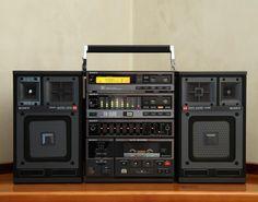 Recording Equipment, Audio Equipment, Tvs, Radios, Sony Electronics, Transistor Radio, Tape Recorder, Hifi Audio, Boombox