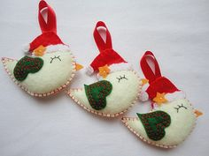 Lovely for tree decorations for your christmas tree