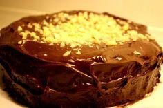 Dejlig chokolade mud cake. Perfekt til hverdag og fest.