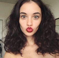 singer sabrina claudio Teen Vogue, Coachella, Pretty Makeup, Makeup Looks, Afro, Black Tulle Dress, Sabrina Claudio, Curly Hair Styles, Natural Hair Styles