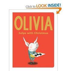 Olivia Helps with Christmas (Classic Board Books) by Ian Falconer Christmas gift Christmas Books For Kids, Spanish Christmas, Childrens Christmas, Christmas Is Coming, Christmas Pictures, Christmas Themes, Childrens Books, Teen Books, Family Christmas