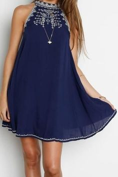new sexy Homecoming Dresses,Party Gowns,lace Cocktail Dresses, navy blue Prom Dresses,Cheap Formal Dresses from DestinyDress Dress Outfits, Casual Dresses, Short Dresses, Cute Outfits, Summer Dresses, Formal Dresses, Formal Wear, Evening Dresses, Pretty Dresses