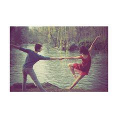 lakeside dancer