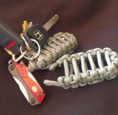 Paracord holder for mini multi-tool