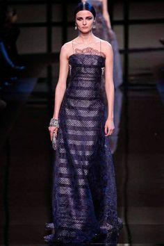 Giorgio Armani Prive SS 2014 Couture
