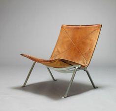 PK22 by Poul Kjaerholm for E. Kold Christensen 1955 | KOURSI