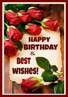 Birthday Wishes For A Friend Messages Dreams 44 Super Ideas Birthday Wishes For A Friend Messages, Birthday Greetings For Brother, Happy Birthday Best Wishes, Happy Birthday Flower, First Birthday Party Themes, Birthday Card Sayings, Birthday Cards For Mom, Happy Birthday Quotes, Happy Birthday Images