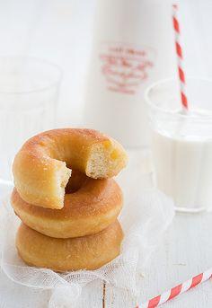 Donut caseros, deliciosos!