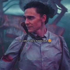 """Oh dear God, have mercy on my soul 🧎🏻♀️ • #lokilokiloki #lokiseries💚 #lokisarmy #lokiedit #lokiodinson #lokiseries #lokiedits #lokimeme…"""" • Jul 21, 2021 at 4:19pm UT Loki Meme, Loki Thor, Man Bun, Dear God, Sons, Fictional Characters, My Son, Fantasy Characters, Boys"""
