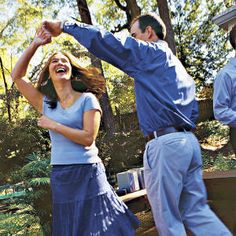 Dancing burns 150-300 calories an hour - roughly equivalent to fast walking.  People who dance throughout their lives have improved balance, coordination, and muscular strength.