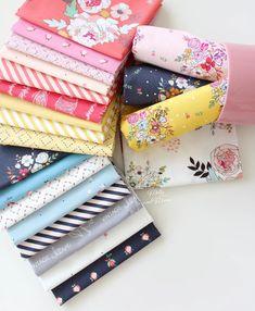 Idyllic fabric by Minki Kim for Riley Blake Designs