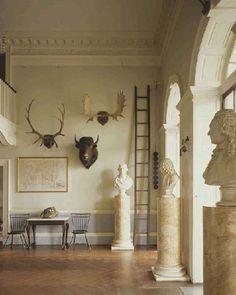 Thomas Jefferson's foyer, Virginia