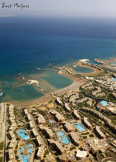 Hurghada, Al-Bahr-al-Ahmar, Egypte
