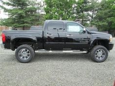 2013 Chevy Silverado 1500 LT Lifted Southern Comfort Truck $50,384