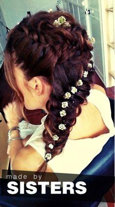wedding hairstyle, braids,best ideas