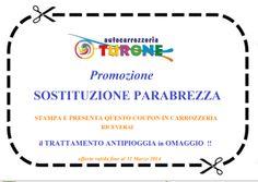 Promozione Marzo 2014!! VIENICI A TROVARE