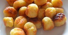 Kartoffelnudeln, ein Rezept der Kategorie Beilagen. Mehr Thermomix ® Rezepte auf www.rezeptwelt.de