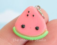 kawaii clay charms – Etsy by The MoonlitStudio