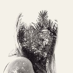 CHRISTOFFER RELANDER'S MULTIPLE EXPOSURE PORTRAITS