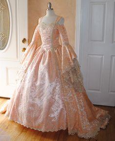 Deluxe Fantasy Gwendolyn Princess Sparkle Gown Custom