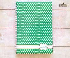 Agenda personalizata Cadorium Personalised Notebooks, Outdoor Blanket, Day Planners