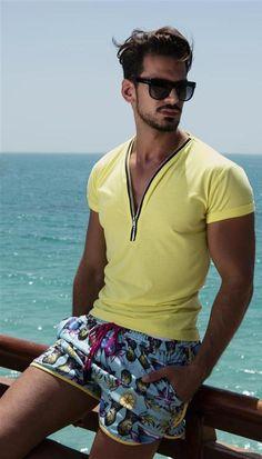Never forget summer   Men's Fashion