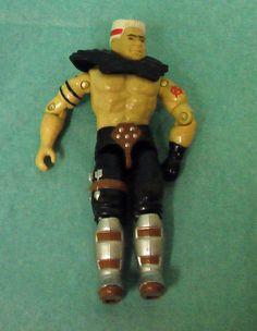 "1980's 1990's GI Joe Action Figure Hasbro Army Toys Collectibles 3 3/4"" #1"