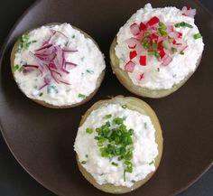 Pyry z gzikiem Polish Food, Polish Recipes, Fresh Rolls, Camembert Cheese, Ethnic Recipes, Polish Food Recipes