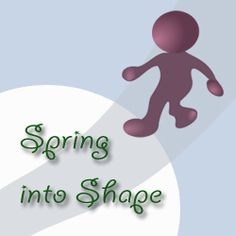Spring Into Shape – Looking for Sponsors (and interested readers! My Spring, Corner, Weight Loss, Shapes, Feelings, Wordpress, June, Feeling Well, Tools