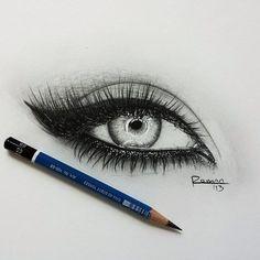 Eye Drawing.