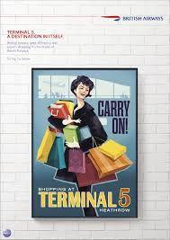 retro travel ads - Google-Suche