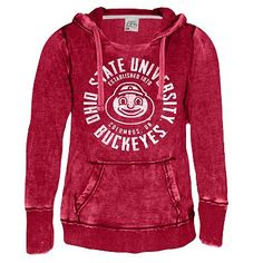 NCAA apparel at Kohl's - Check out our entire selection of women's NCAA apparel, including this Ohio State Buckeyes pullover hoodie, at Kohl's. Ohio State Football, Ohio State University, Ohio State Buckeyes, Sports Team Apparel, Ncaa Apparel, Football Outfits, Football Shoes, Hoodies, Sweatshirts