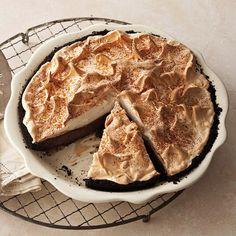 Fudge Cream Pie
