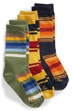 Pendleton National Park 3-Pack Crew Socks Gift Box 64b1b9d053