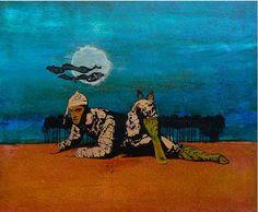Vaslav Nijinsky / The night of the di ClaudioPatacchiola su Etsy