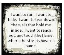 u2 where the streets have no name lyrics - Google Search