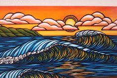 Resultado de imagen para heather brown wallpaper Heather Brown, Surf Art, Surfing, Surf, Surfs Up, Surfs